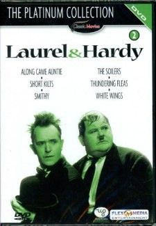 LaurelHardy Platinum collection 2