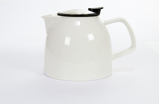 Bell Teapot White | T2 Tea