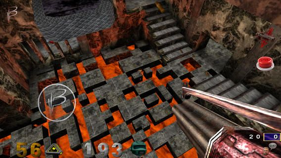 Beben III aduce Quake III Arena pe iOS