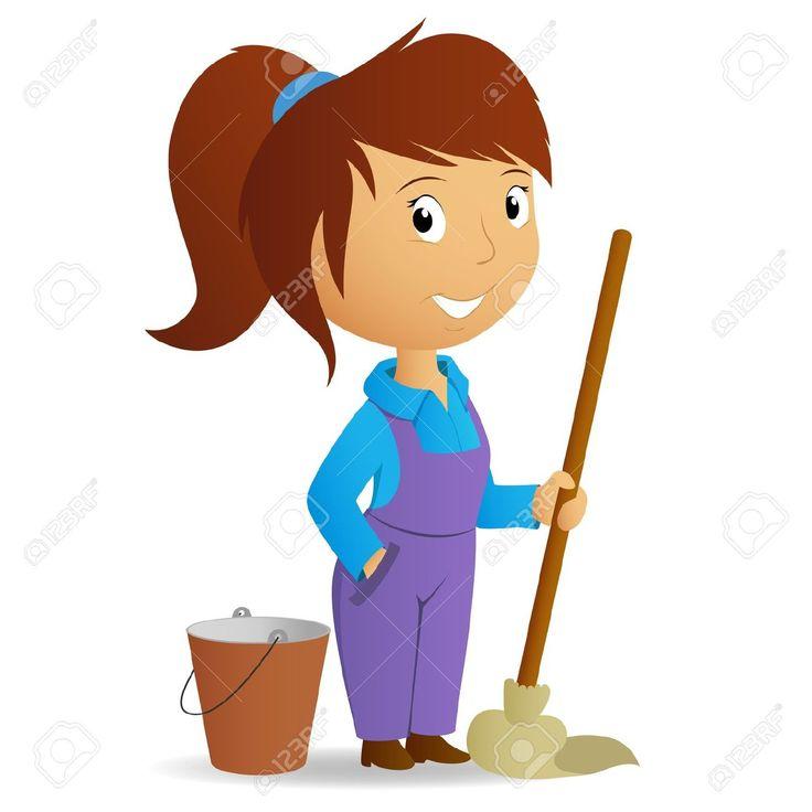Mejores 9 im genes de clean en pinterest dibujos - Trabajo de ayudante de cocina para colegios ...