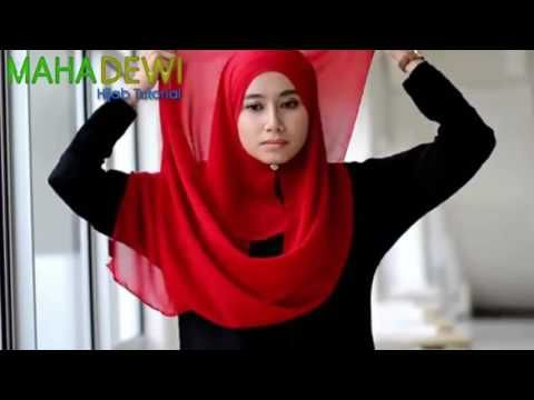 Tutorial Cara Memakai Jilbab Pashmina Modern yang Simple - Gaya Hijab 2017