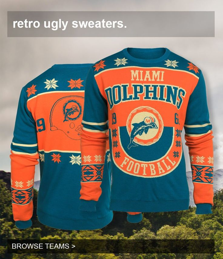 Retro Ugly Sweater
