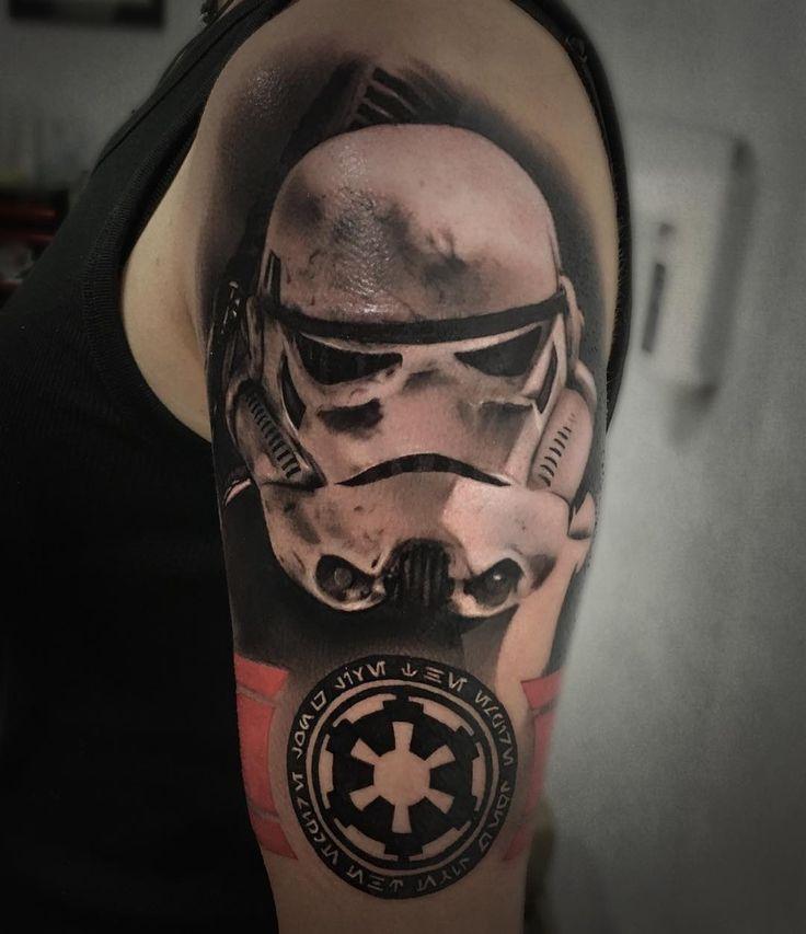 stormtrooper tattoo - Hledat Googlem