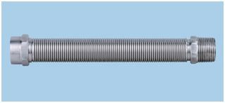 Stainless Steel Corrugated Hose for Water Meter Toilet Oil Radiator/ Gas Heater Extension Hose /metal Flexible Hose Manufacturer and Supplier China - Wholesale from Factory - Changxin Hardware