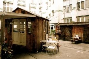 Berlijn: koffieplekjes.