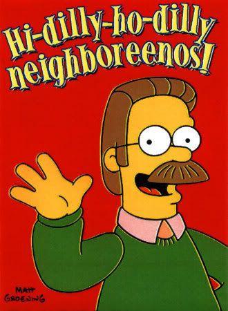 ...Ned Flanders.