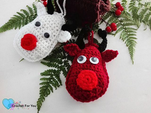 Amigurumi Reindeer Free Pattern : Best amigurumi solo free pattern images