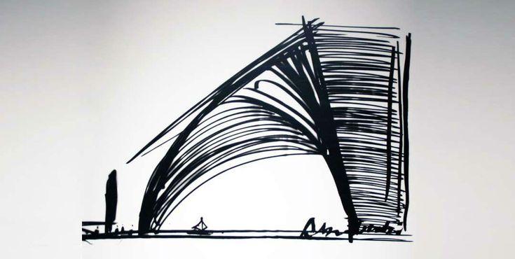 12 arquitetos e seus mais famosos croquis - Arcoweb