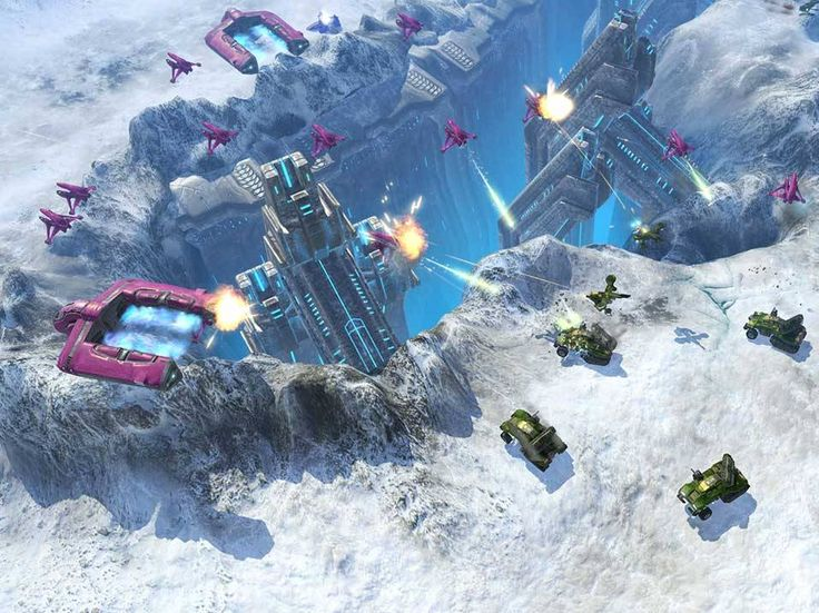 Microsoft's new Halo Wars video series | Microsoft has announced that its Halo Wars: Expanded Universe video series will be releasing via Xbox.com and Xbox Live later this month. Buying advice from the leading technology site