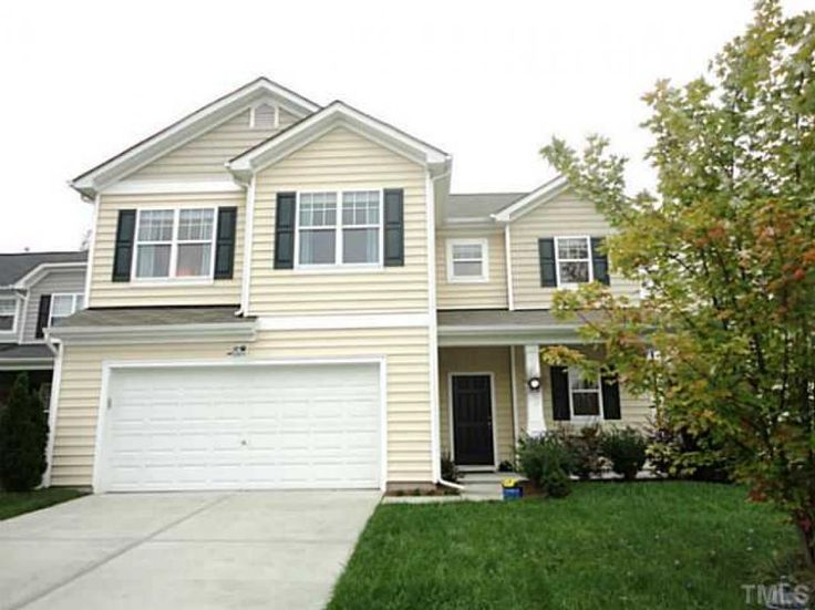 Great RTP Locale Mins to Brier Creek! Beautiful Community! Covered Front Porch, Gleaming Hardwood Flrs! Gas FP, Open Flowing Living, Dining, Kitchen, Rich Wood Cabs, Island, Huge WIC Pantry, Refrig, Smooth Top, Microwave, Huge Bonus w 210 wiring for office, Bright BRs, WI Laundry Up, W&D Stay, Lux Master Suite & Bath, WIC, Security, Patio, Level Landspaced Lot, Home Warranty Includ