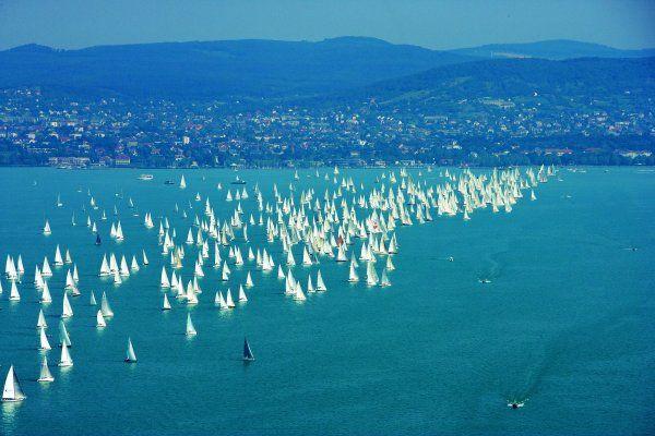 #Blue #Ribbon #Kékszalag #sailing #Balaton #championship #regatta