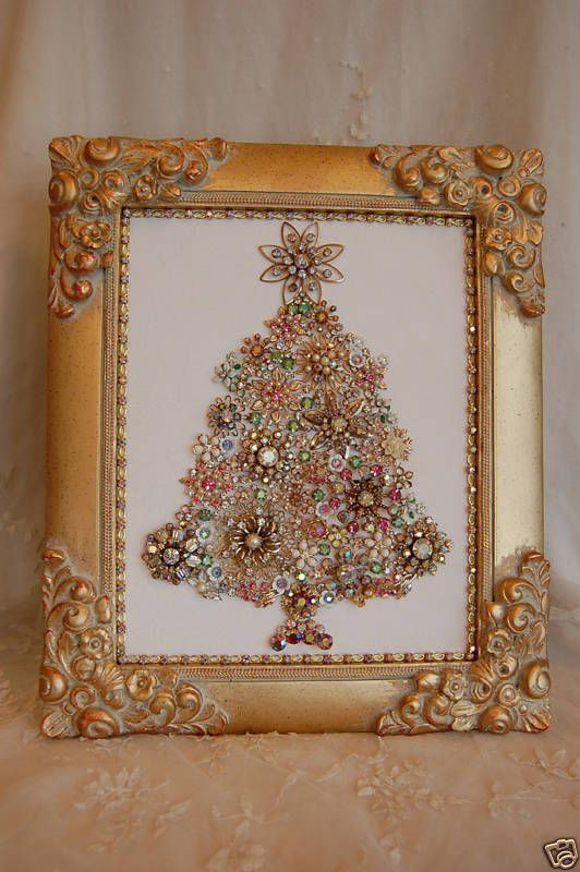 Best 25+ Jewelry christmas tree ideas on Pinterest | Christmas ...
