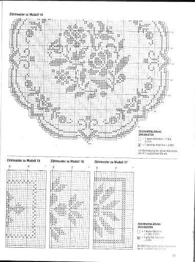 FiletHakeln (63) - wertyu7584 - Picasa Web Albums So beautiful!  Filet roses crochet doily!  <3 <3 <3