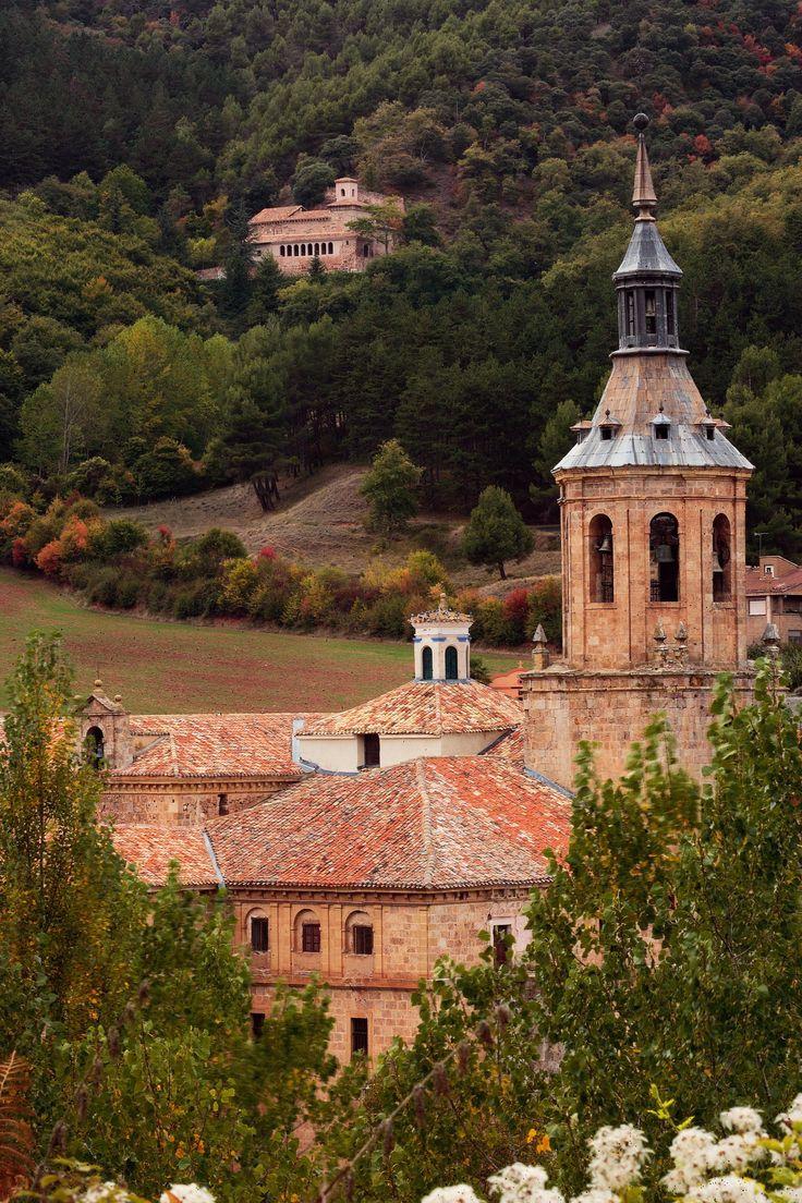 Monasterio de Yuso y Suso. Fotógrafo: Luis Carré / ICEX