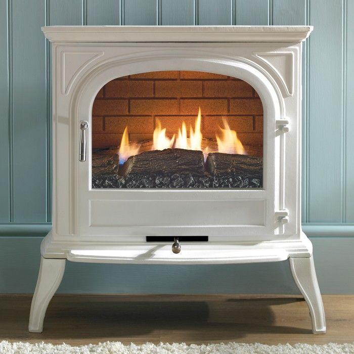 Best 25+ Gas stove fireplace ideas on Pinterest | Wood burner ...