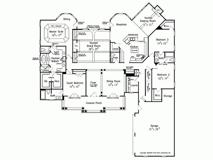 Eplans colonial house plan southern colonial beauty for Southern colonial floor plans