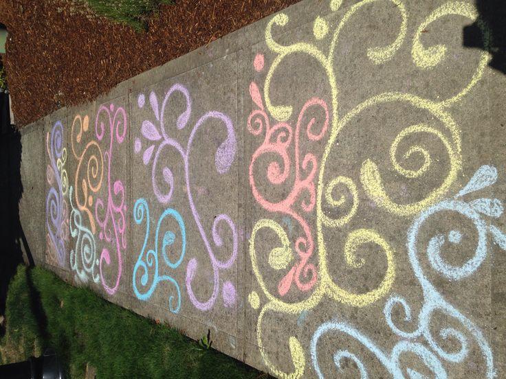25+ best ideas about Sidewalk chalk art on Pinterest   Sidewalk ...