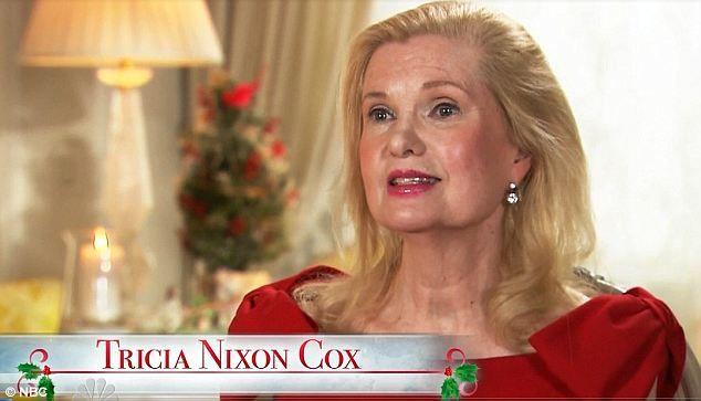 Tricia Nixon Cox