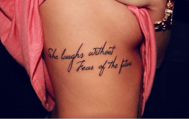 Future tattoo! Little lower in placement tho
