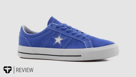 Converse Cons One Star Pro Skate Shoes Review- Tactics.com – Tactics Boardshop: Tactics Boardshop – Converse Cons One Star Pro Skate shoes:…