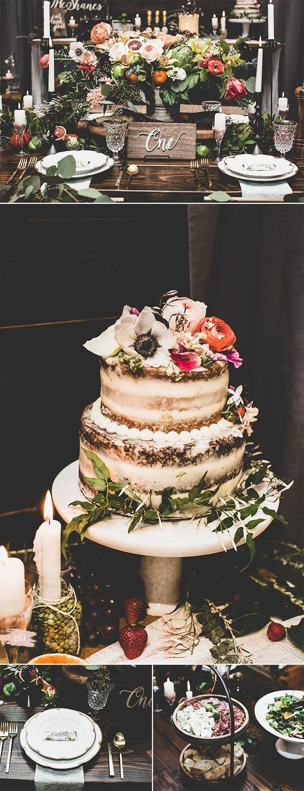 Rustic Chic Wedding Inspiration