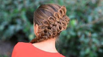 Medievil Braid | Rapunzel's Mother Hair-do's and How-to's - YouTube