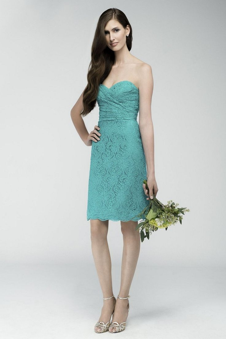 Exelent Watters Lace Bridesmaid Dress Collection - Wedding Plan ...