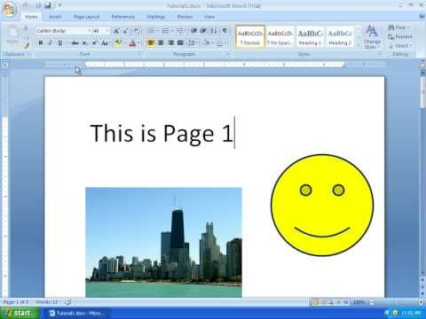 72 best Microsoft Word images on Pinterest Computer tips - how to do a resume on microsoft word 2007