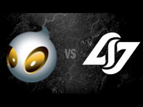 Team DIGNITAS vs Counter Logic Gaming W3D1 G3 NA LCS Summer Split S4 201...