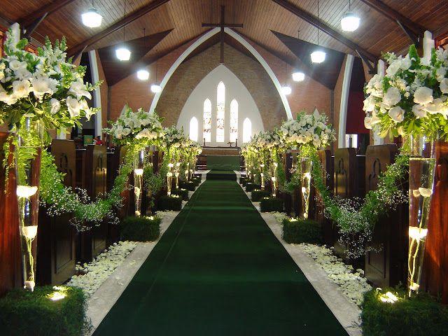 explore church ceremony decor