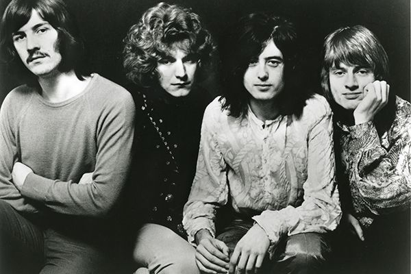 Led Zeppelin Announce the Release of Their First Three LPs Remastered With Unreleased Songs, to Come Out in June | Music News | Rolling Ston...