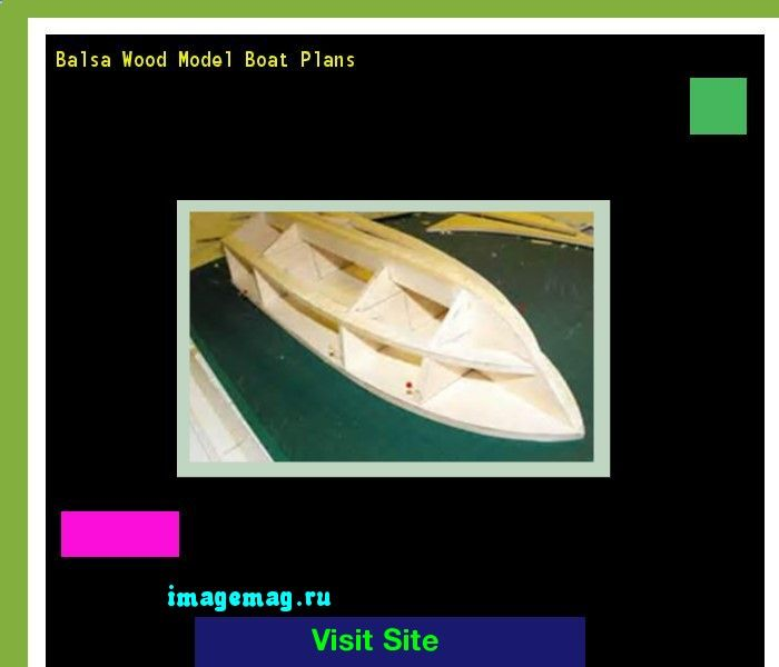 Balsa Wood Model Boat Plans 140534 - The Best Image Search  Now YOU Can Build Your Dream Boat With Over 500 Boat Plans!