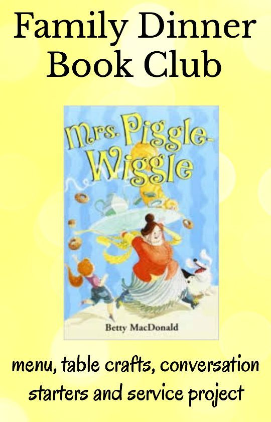 Trying Mrs Piggle Wiggle S Cure For A Messy Room: 100+ Ideas To Try About Book Clubs