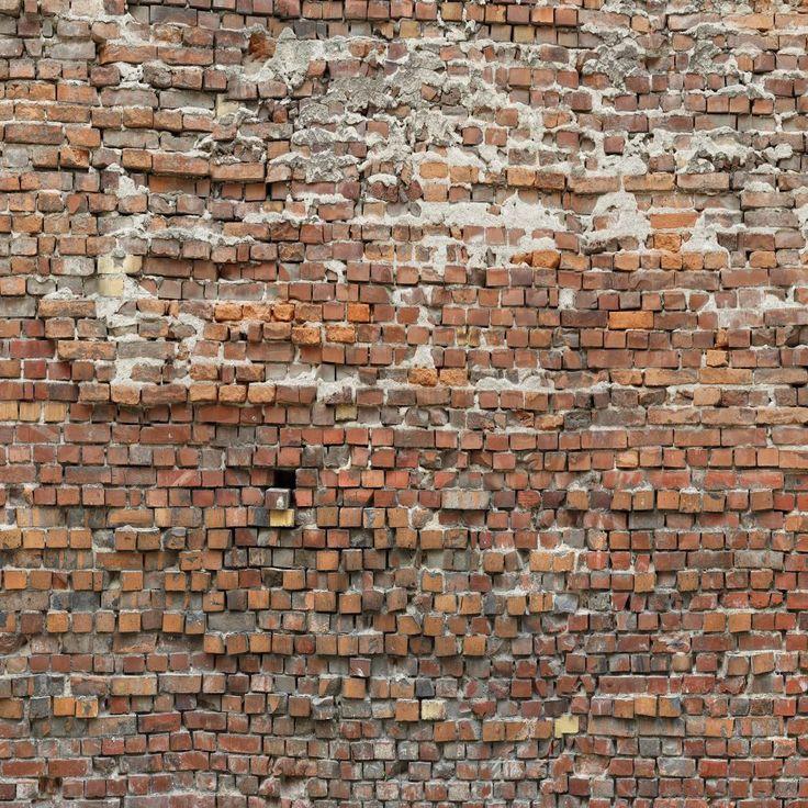 Komar U0027non Wovenu0027 Bricklane Photomural Ref XXL4 025 A Rustic Brick Wall  Creates Part 10