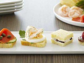 SANDWICHES de masa brioche Cheff Anna Olson- Prog. El gourmet http://elgourmet.com/receta/sandwiches-de-masa-brioche