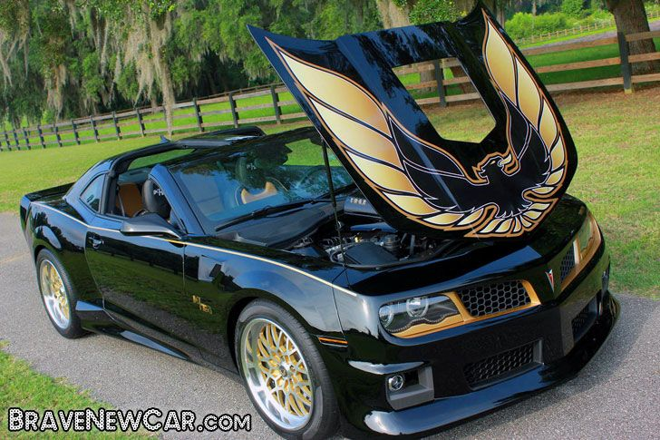 The new 2015 Pontiac Trans Am is sure a beast among the sports cars.  http://bravenewcar.com/2015-pontiac-firebird-trans-am-engine-design/