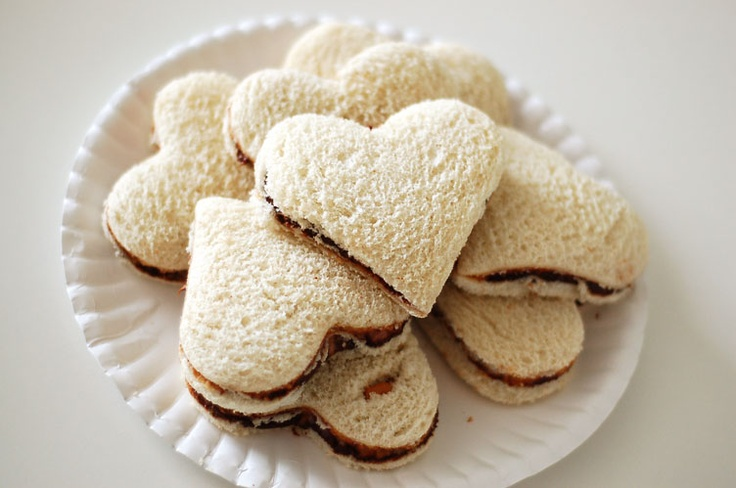 about Nutella Party Ideas :) on Pinterest | Cream cheeses, Nutella ...