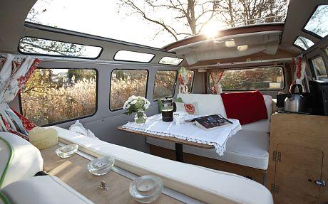 The best campervans, via Telegraph Travel
