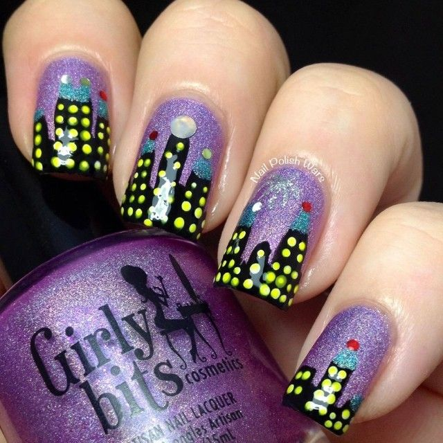 71 best Beautiful nails images on Pinterest | Nail scissors, Cute ...