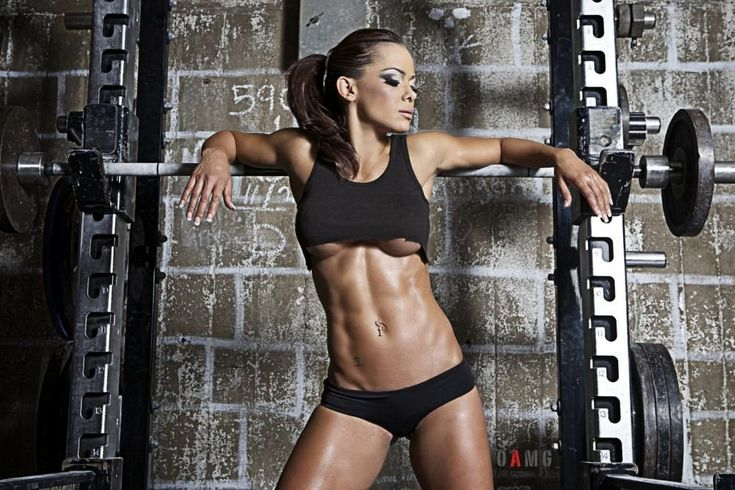 The Ultimate Beginners Female Fitness Guide: Build A Fit Female Body!