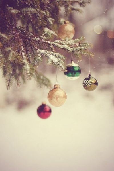 Christmas tree | via Tumblr