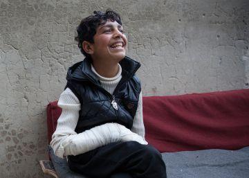 Construir una nueva normalidad para los niños en Siria