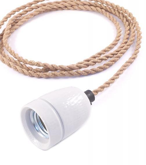 Hetlichtlab | No.1 scheepstouw | Draad + Fitting | Verlichting |