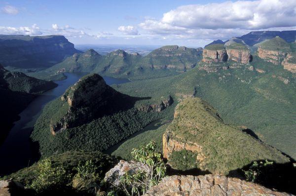 Voyage Afrique du Sud - Blyde River Canyon