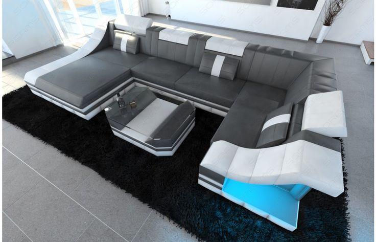 25 best ideas about wohnlandschaft leder on pinterest eckcouch leder leder anmalen and. Black Bedroom Furniture Sets. Home Design Ideas