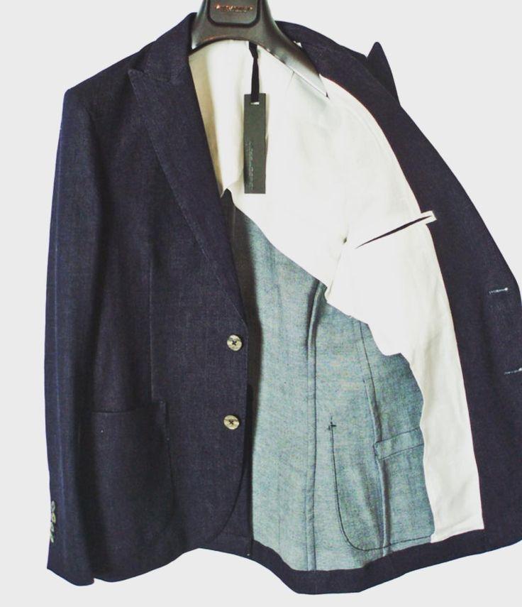 alleycompany.co.jp MESSAGERIE メッサジェリエ ストレッチデニム 2Bジャケット  柔らかく伸縮性のあるストレッチデニムのジャケットピークドラペルに本切羽仕様ですセットアップパンツあります  #messagerie #メッサジェリエ #mood #alleycompany #alleyonlineshop  #jacket #ジャケット #テーラードジャケット  #denim #デニム #fashion #ファッション #2016sscollection #instagood  #follow #followme #新作 #春夏  #通販 #栃木 #宇都宮 #instafashion