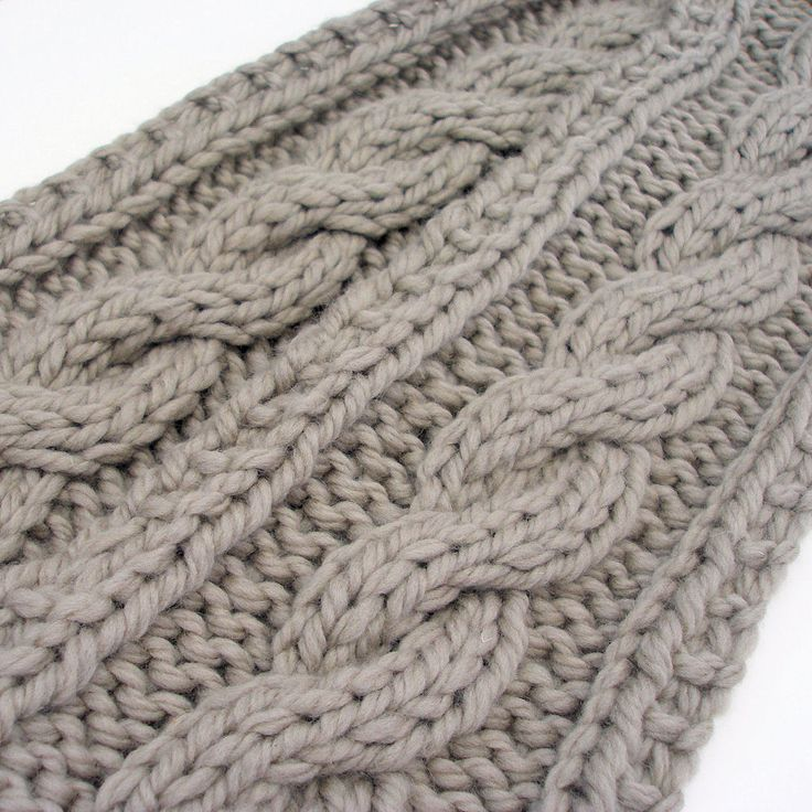 beginner's scarf knitting - Google Search
