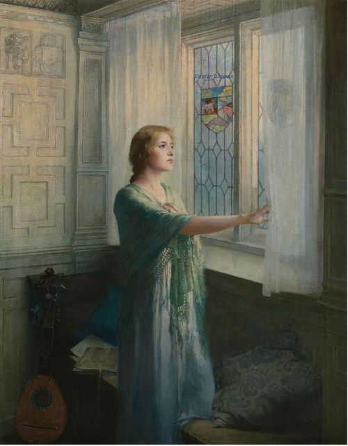 William Ladd Taylor (1854 - 1926)