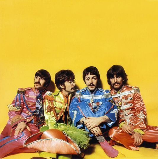 206 Best Images About The Beatles As The Sgt Pepper On