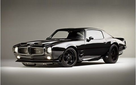 Pontiac Firebird (1970) by All Speed Customs